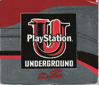 Screenshot Thumbnail / Media File 1 for PlayStation Underground 2-2 [Disc2of2] [U] [SCUS-94260]
